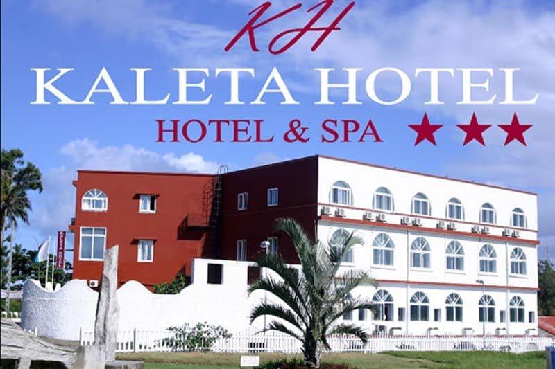Kaleta hôtel à Fort dauphin - Madagascar