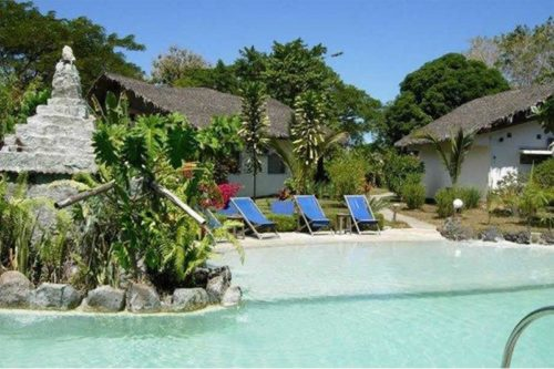 uzdrowisko Kintana Beach Resort w Nosy Be - Madagaskar