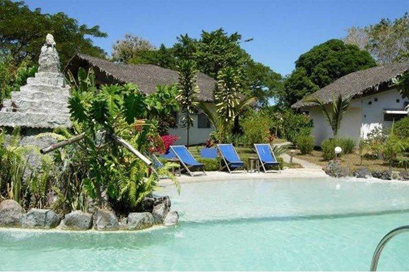 kintana beach resort spa in Nosy Be - Madagascar