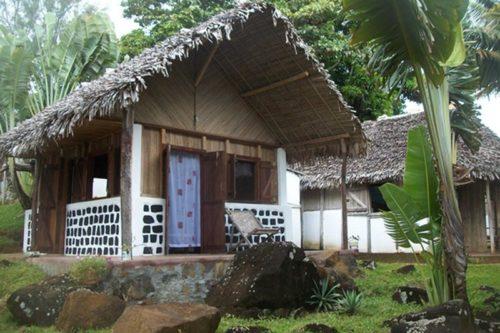 Hôtel La baleine à Sainte-Marie - Madagascar