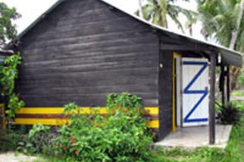 Hôtel La banane à Sainte-Marie - Madagascar