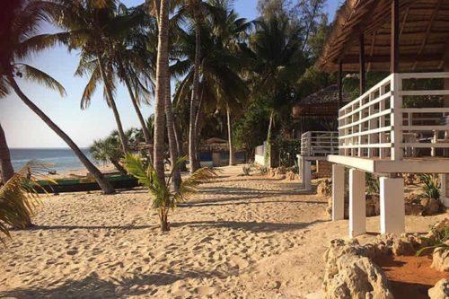 Hotel La bela dona a Ifaty - Madagascar