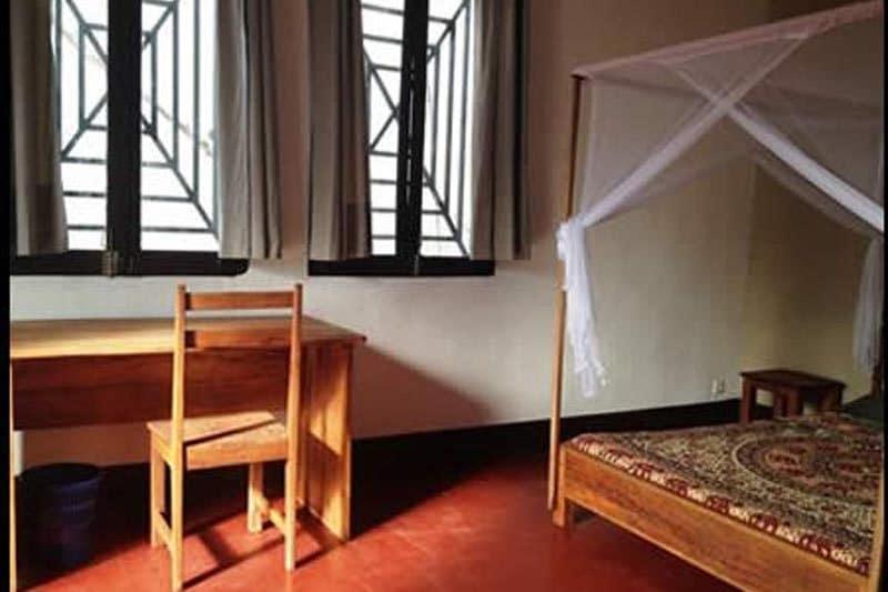 La case azimut à Diego-suarez - Madagascar
