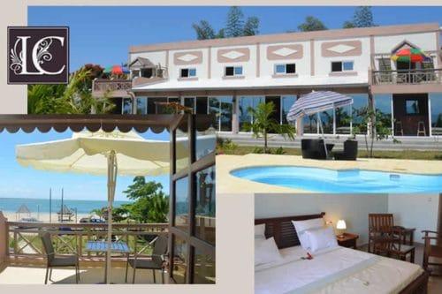 Hôtel La cigale à Foulpointe - Madagascar
