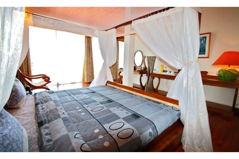 L'hotel Blue Note Park a Diego-suarez - Madagascar