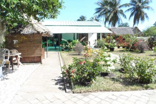 Hotel la Paillotte à Sambava - Madagascar
