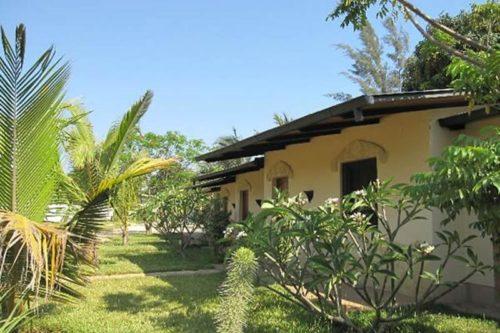 La residenza Catello a Tulear - Madagascar