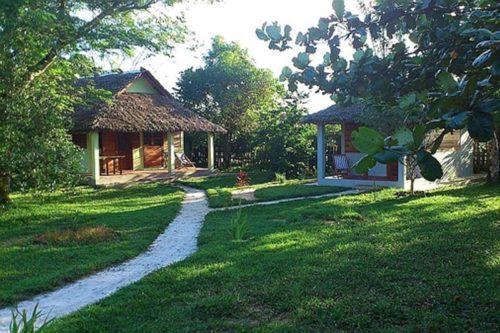 Hotel La salamandre bungalow w mieście Foulpointe - Madagaskar