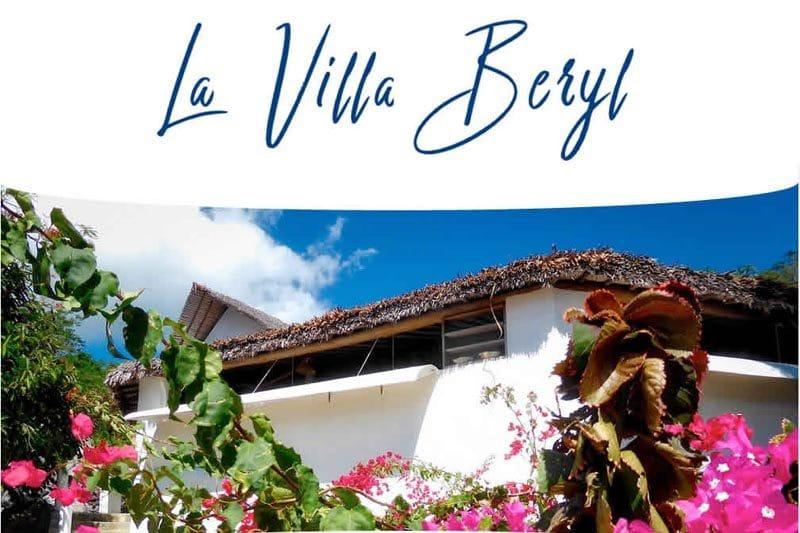 La villa beryl à Nosy Komba - Madagascar