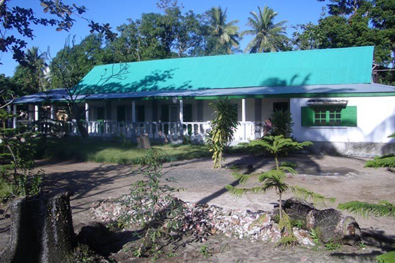 Hotel Lac vert à Manakara - Madagascar