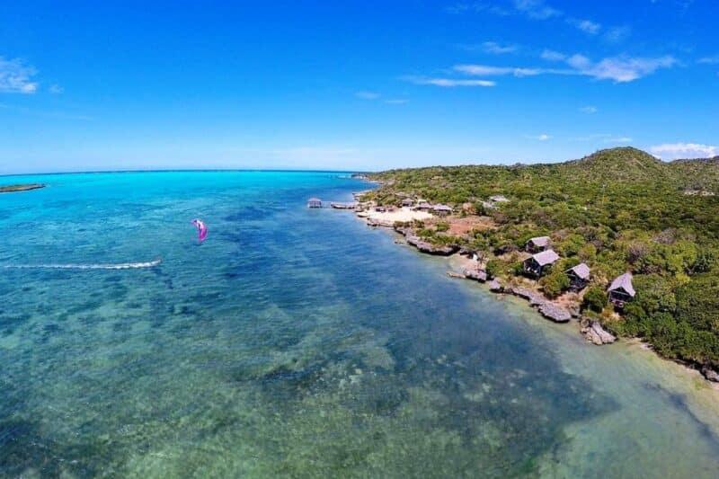 lagon babaomby island lodge diego suarez