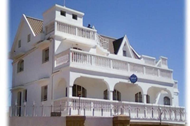 Lavilla hotel in Antsirabe - Madagascar