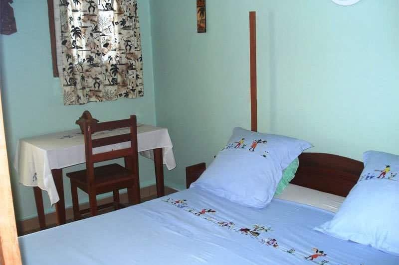 Le 5 trop pret hotel à Diego-suarez - Madagascar