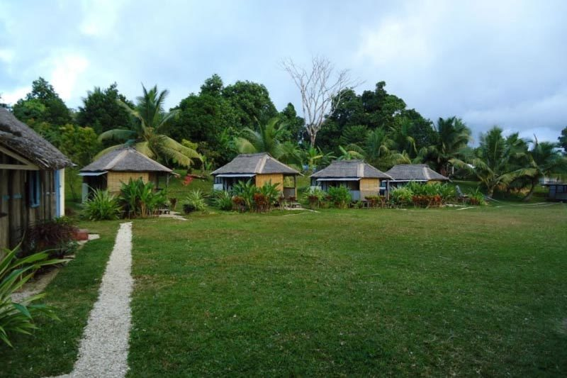 Właściwe miejsce w Sainte-Marie - Madagaskar