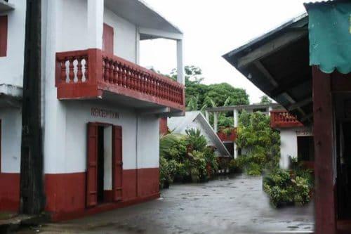 Cocotier hotel à Diego-Suarez - Madagascar