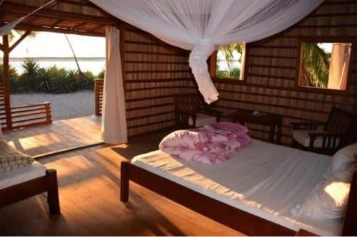 Hotel dolphin vezo in Morondava - Madagascar
