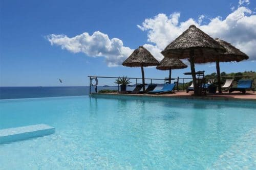 Grand Hotel w Nosy Be - Madagaskar