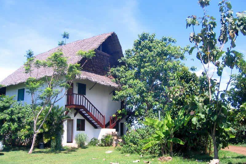 Hotel le jardin des plantes à Nosy Be - Madagascar
