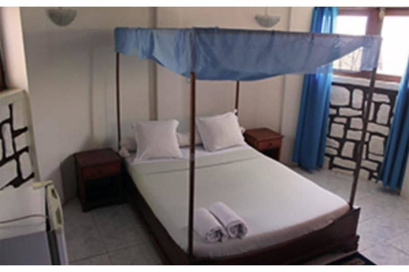 Le kartiffa hotel à Diego-suarez - Madagascar