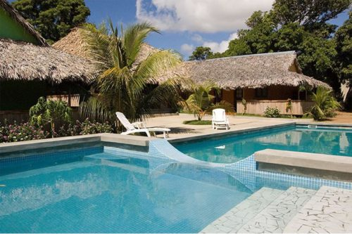 Hotel the mango tree in Diego-suarez - Madagascar