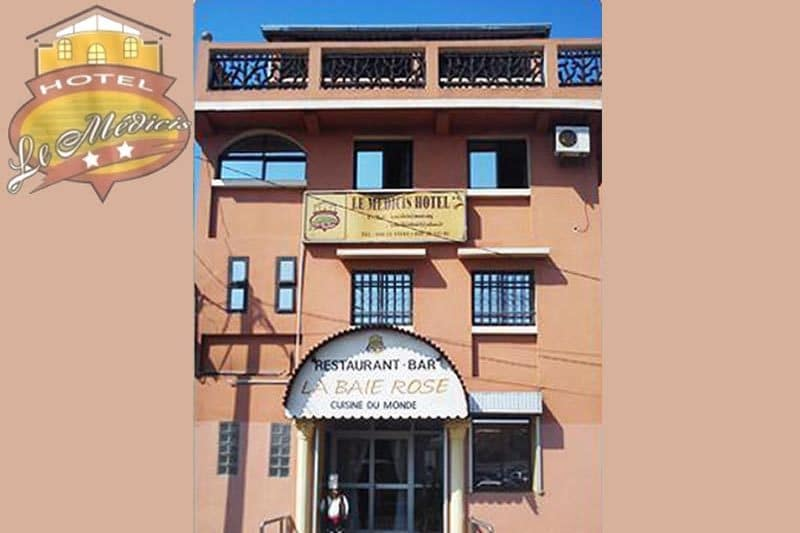 Hotel le medicis à Ivato - Antananarivo