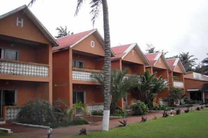 Hotel le petit bongheur w Fort Dauphin - Madagaskar