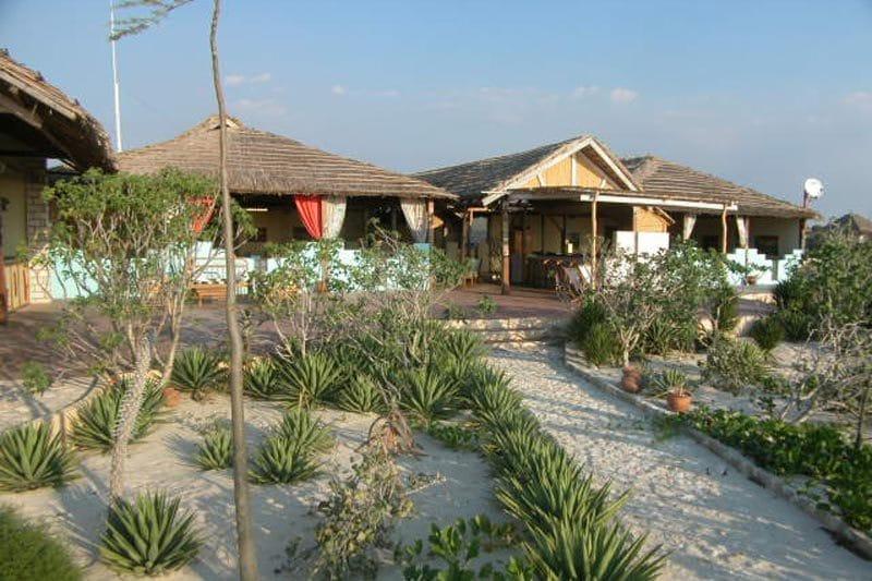 Hôtel le prince anakao à Anakao - Madagascar