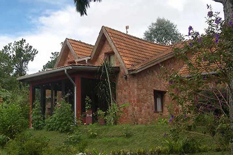 The Swiss Hut in Mantasoa - Madagascar