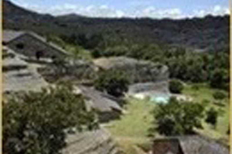 Le relais de la reine à Ranohira - Madagascar