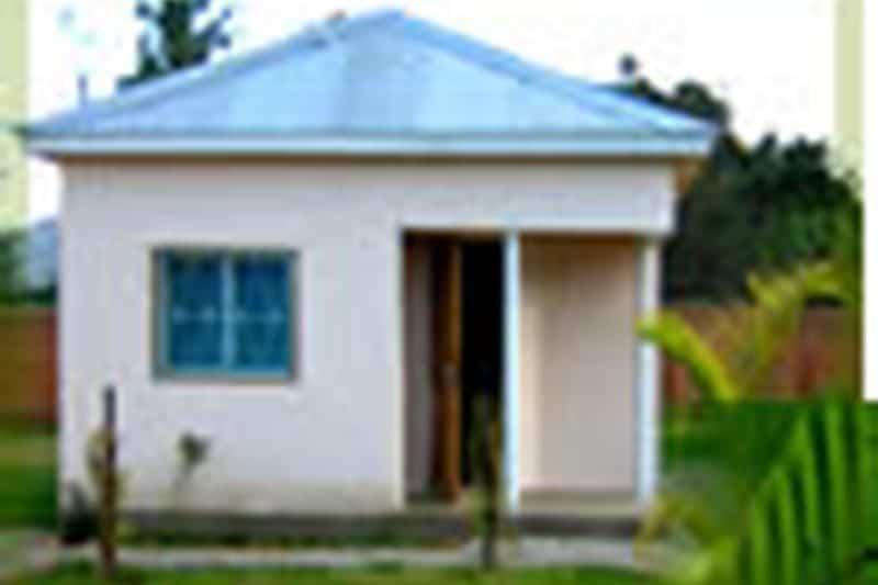 Le relais de la vierge à Ampefy - Madagascar