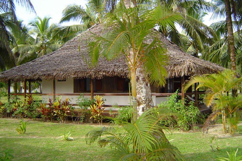 Hôtel le relais du masoala à Maroantsetra - Madagascar