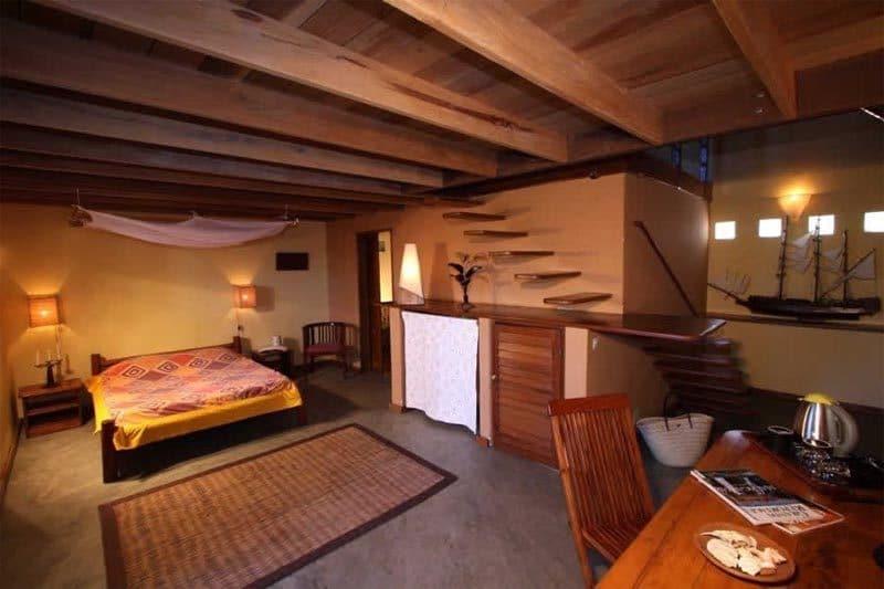 Hotel le transat in Nosy Be - Madagascar