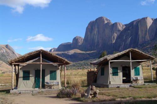 Trasa camp à Andringitra - Madagascar