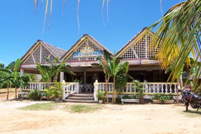 Hôtel le vent du Sud à Foulpointe - Madagascar