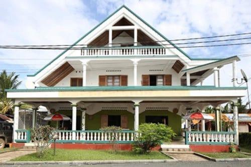 Hôtel le Zinnia à Sainte-Marie - Madagascar