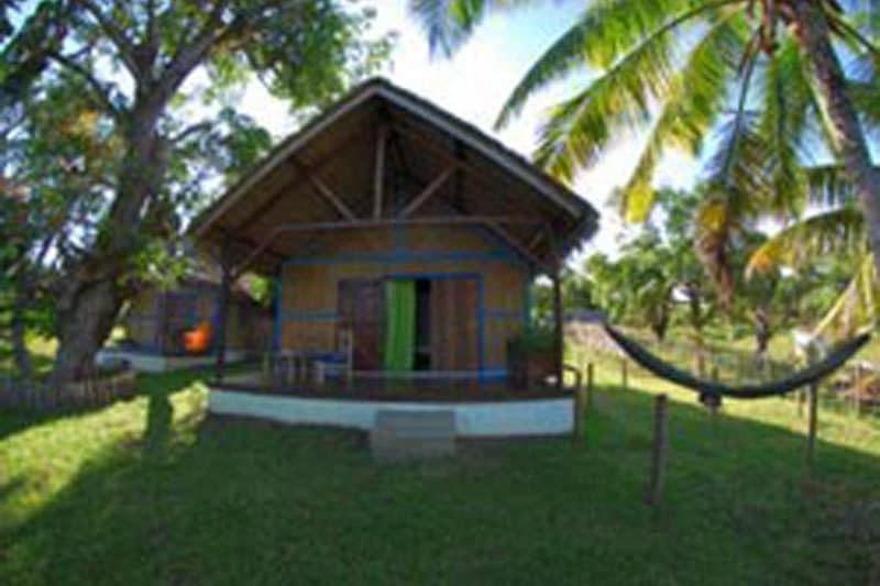 Hôtel les flo bleus à Sainte-Marie - Madagascar