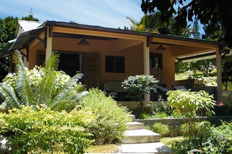 Les jardin de Clarita à Nosy Komba - Madagascar