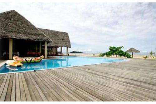 Hotel residences of ampasikely in Nosy Be - Madagascar