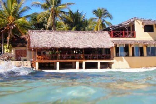 Espadon hotel in Nosy Be - Madagascar