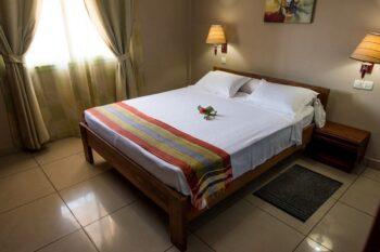 lit double java hotel tamatave toamasina