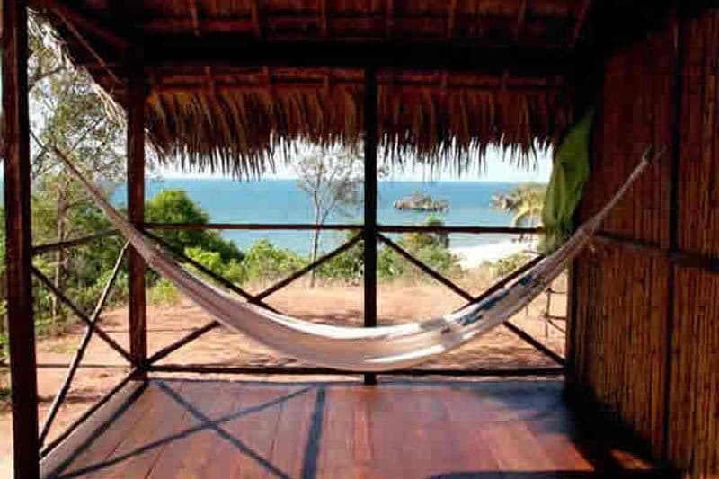 Lodges des terres blanches à Mahajunga - Madagascar
