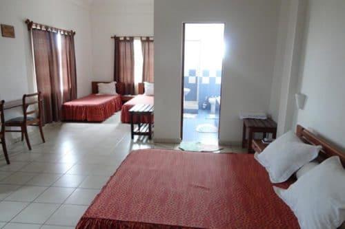 Longo hotel in Tamatave - Madagascar