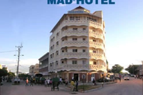 Mad Hôtel à Mahajunga - Madagascar