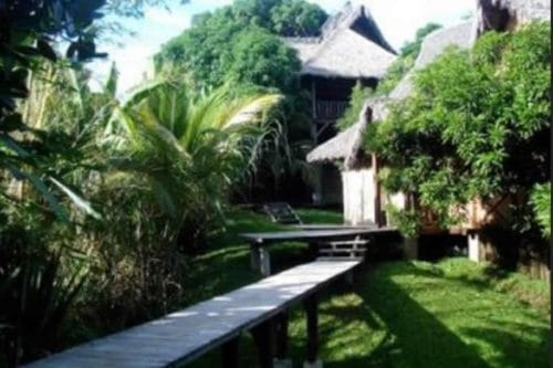 Madagaskar Lodge w nosy być w Nosy Be - Madagaskar