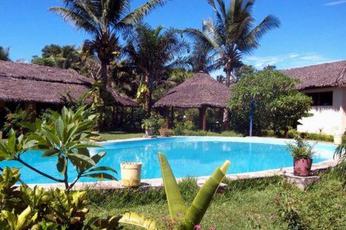 Hotel Madiro w mieście Nosy Be - Madagaskar