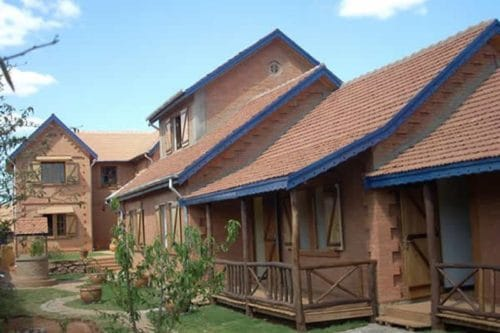 Maison tanimanga à Antsirabe - Madagascar