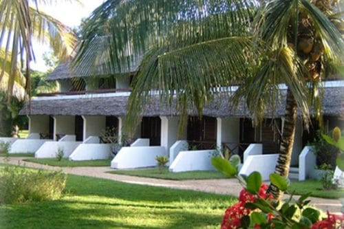 Manda beach hôtel