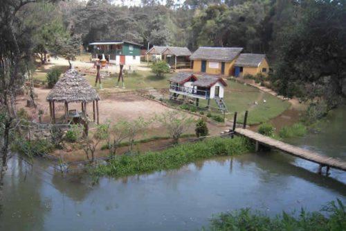 Mandraka Parck à Tamatave - Madagascar