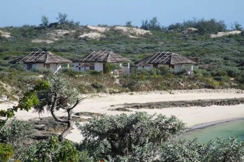 Manga lodge à Tuléar - Madagascar