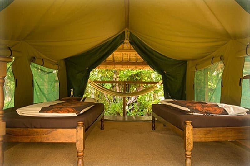 Masoala Forest Lodge à Maroantsetra - Madagascar